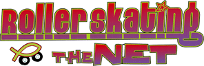 Roller Skating The Net logo